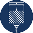 No vein infusion icon PI