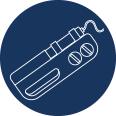 Free supplies icon