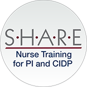 SHARE Nurse training for PI and CIDP image